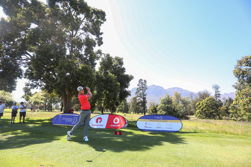 2019 Vodacom Origins of Golf Stellenbosch: Day 3