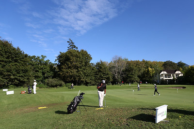 Dimension Data Pro-Am - Round 2
