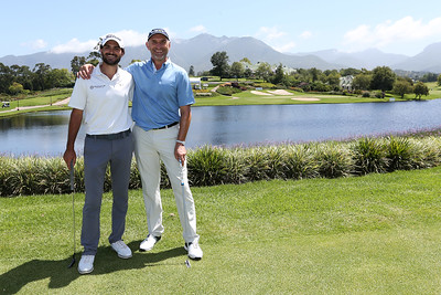 Dimension Data Pro-Am - Round 1