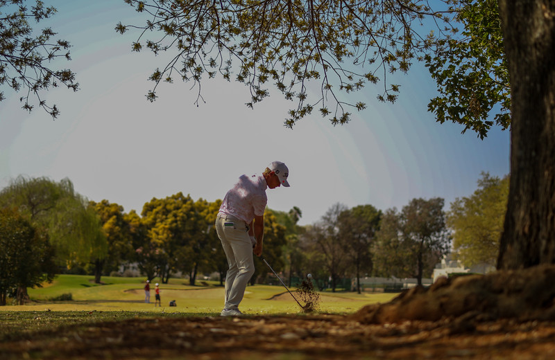 2020 The African Bank Sunshine Tour Championship: Day 1