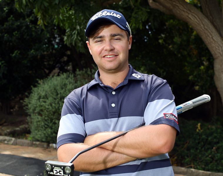 STELLENBOSCH, SOUTH AFRICA - OCTOBER 2: Kyle McClatchie during the held at Stellenbosch Golf Club on October 2, 2018 in Stellenbosch, South Africa. EDITOR'S NOTE: For free editorial use. Not available for sale. No commercial usage. (Photo by Carl Fourie/Sunshine Tour)