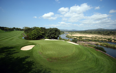 2014 Alfred Dunhill Championship: Official Practice Round