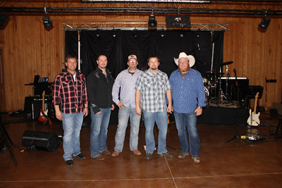 Jamie Wolfe and the Wranglers