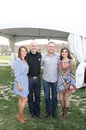 Sally & Al Dominguez, Joe & Kim Grady1
