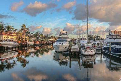 Sunset Marina - Hollywood