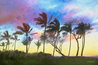 Hawaiian Pastels