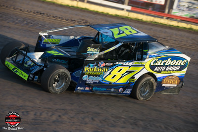 Utica-Rome Speedway SDW Kickoff October 3 2017 Alex Borland Photos