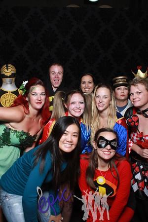 Super Hero & Villian's Party
