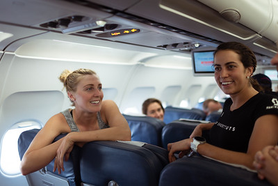 Super League Mallorca Travel day