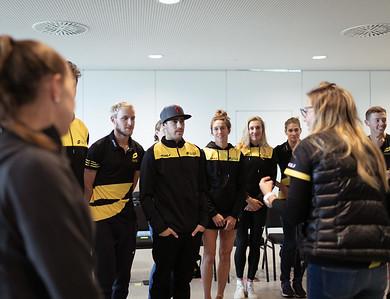 Athletes Elite Minds Session