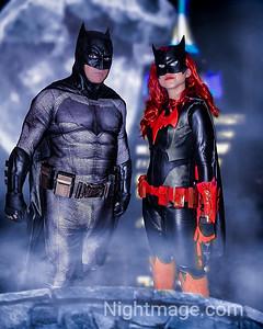 Batman and Batwoman
