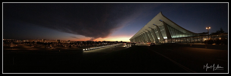 Dulles Takes Flight
