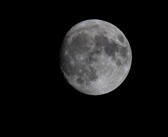 Super full moon, November 12-14th 2016