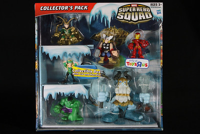 Frost Giant Collector's Pack