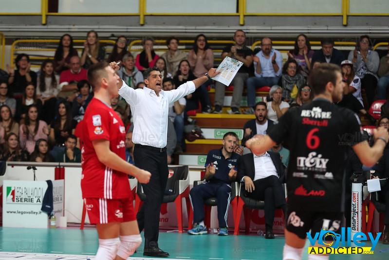 3^: Revivre Milano - Cucine Lube Civitanova - Volley Addicted