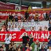 Revivre Milano 0 - Taiwan Excellence Latina 3 Ritorno PlayOff 5^ Posto Superlega UnipolSai 2017/2018 Busto Arsizio (VA) - 8 aprile 2018