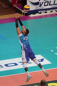 Revivre Axopower Milano 2 - Vero Volley Monza 3 7^ Giornata di Andata - SuperLega Credem Banca 2018/19 Busto Arsizio (VA) - 11 novembre 2018
