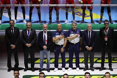 CUCINE LUBE CIVITANOVA 3 - SIR SAFETY CONAD PERUGIA 2 Finale Del Monte® Coppa Italia SuperLega 2019/2020 Unipol Arena - Casalecchio di Reno (BO) - 23 febbraio 2020