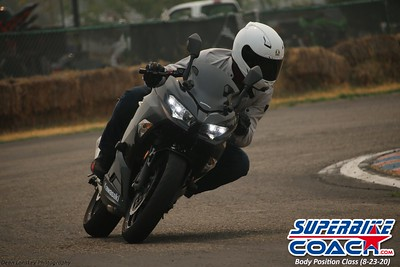 Superbike-coach Body Position Class