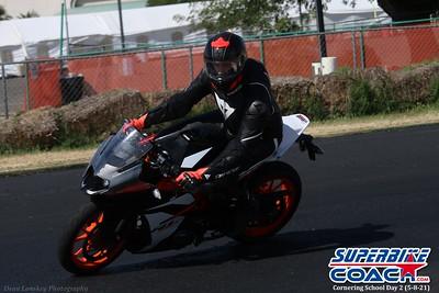 Superbike-coach Cornering School Day 2