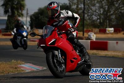 Superbike-coach Cornering School Day 2 Rider Training Class
