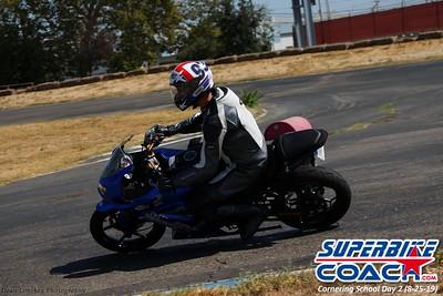Superbike-coach Day 2 Cornering School