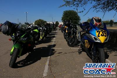Superbike-coach student bikes
