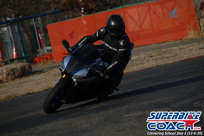 Superbike-coach Cornering School Day 3