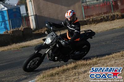 Superbike-coach Cornering School Day 3