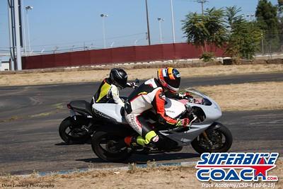 Track Academy CSD-4