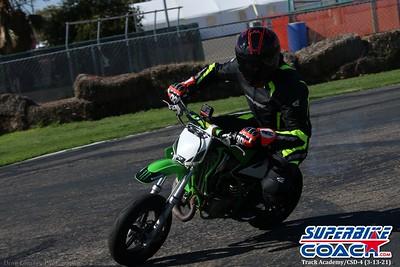 Superbike-coach Track Academy