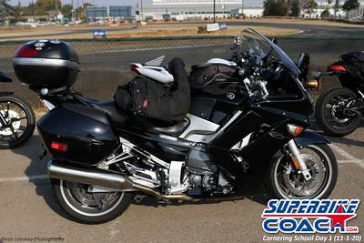 Superbike-coach Corp CSD-1