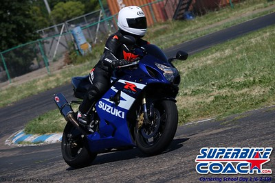 Superbike-coach Turn 12 GSXR