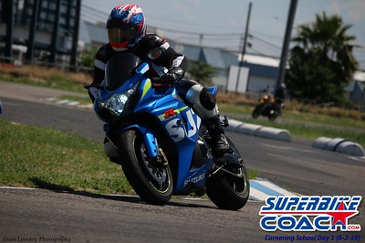 Superbike-coach Turn 3 GSXR