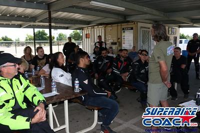 Superbike-coach classroom