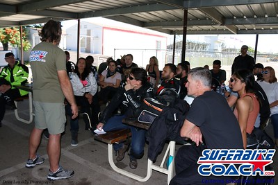 Superbike-coach students
