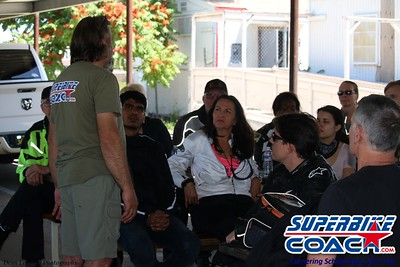 Superbike-coach session