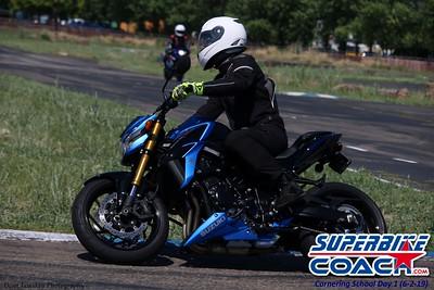 Superbike-coach GSX s750