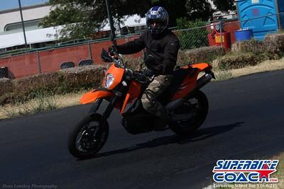 Superbike-coach Cornering School Day 1 (6-6-21)