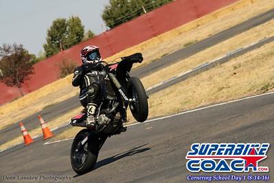 Can Akkaya, headcoach of Superbike-Coach Corp