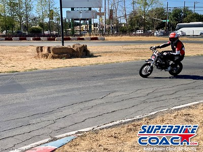 Superbike-coach Knee Down Class 2020
