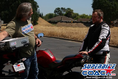 Superbike-coach Road Skill Course