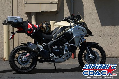 Superbike-coach Road Skill Course