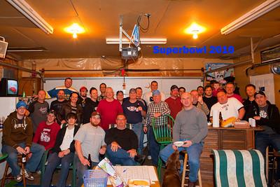 Superbowl 2010 Saints beat Colts
