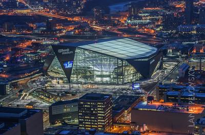 Minneapols - US Bank Stadium