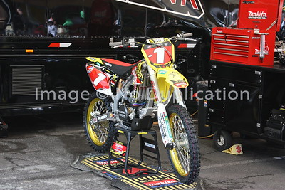 Supercross, Seattle 2011
