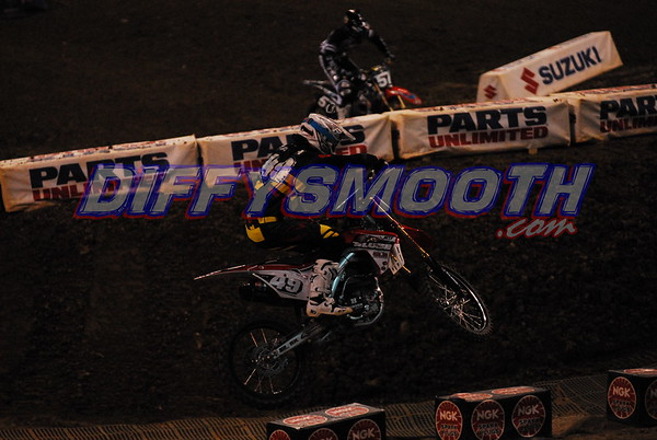 Indianapolis Supercross 2014