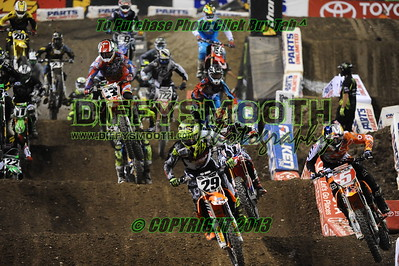 Indianapolis Supercross 2015 - 2