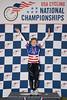 Womens 70-74 Sprint Podium - Patricia Baker