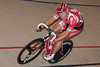 Larry Nolan powers his way towards winning the 50-54 mens points race national championship.